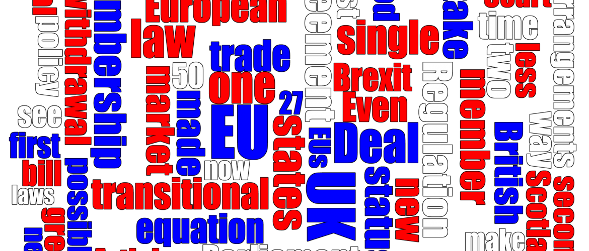 Brexit: Scenarios for a future UK-EU trade deal
